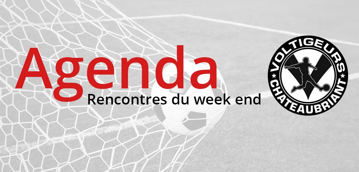 Planning des Matchs du 21-22 avril 2018